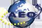 Logo van de AEO