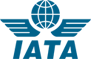 Logo van IATA