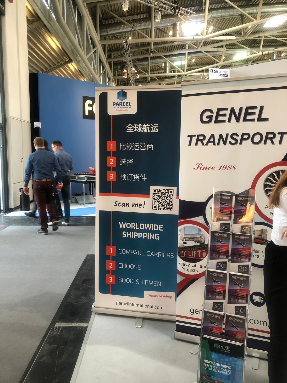 transport logistics beurs 2019